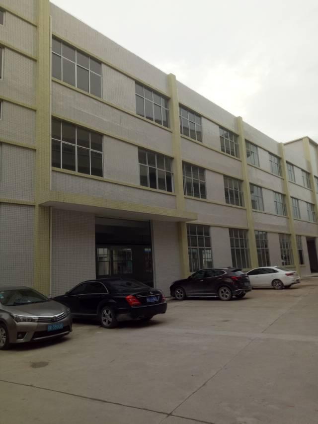 石碣原房东独院标准厂房,厂房三层3300平方,独立办500平