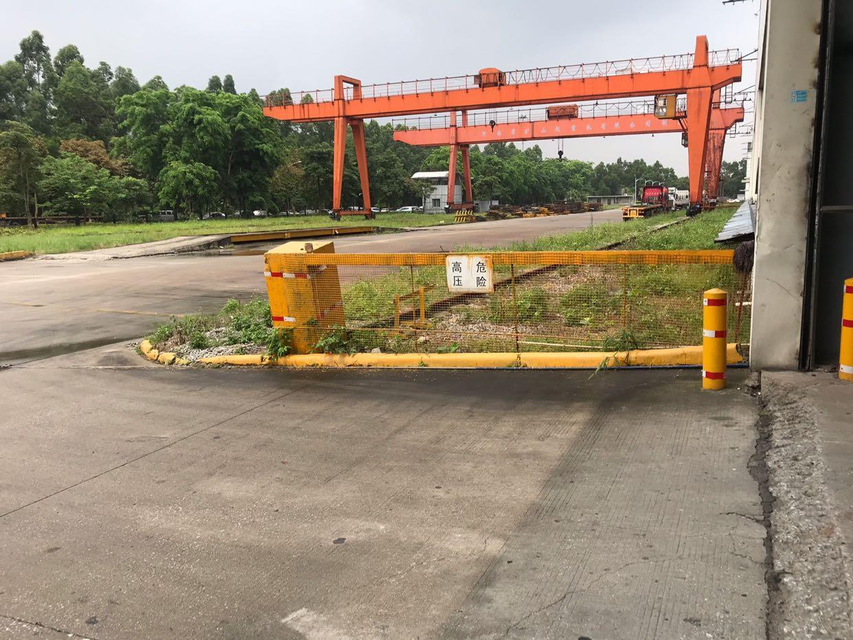黄埔区东区大型工业区带25吨行车,单一层钢构万博app官方下载6500招租-图3