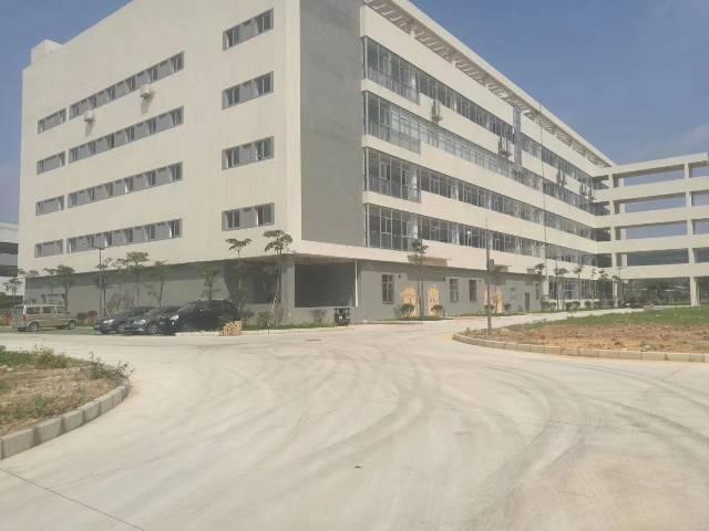 洪梅原房东独院厂房空地超大5层标准楼房30000平方