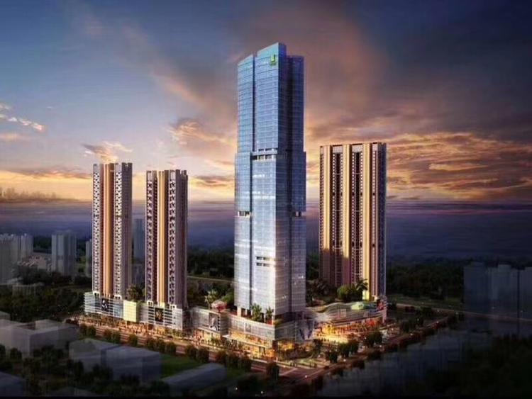 龙华清湖高端写字楼50000平招租,价格优惠100平起分