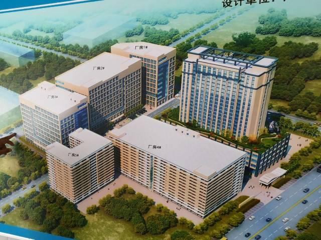 惠州市高新产业园全新标准厂房招租