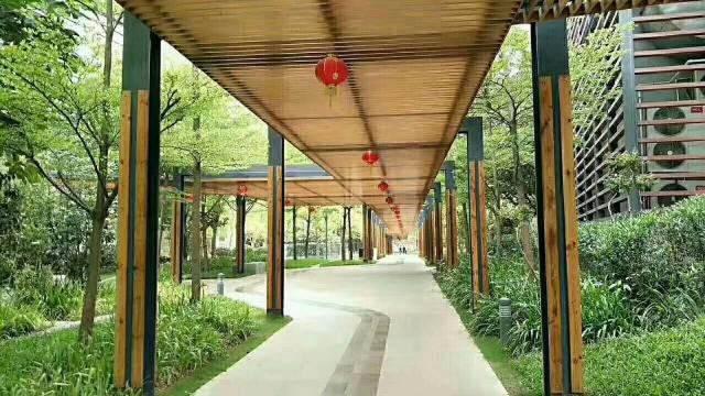 松岗带空调红本写字楼480平方原房东写字楼出租图片8