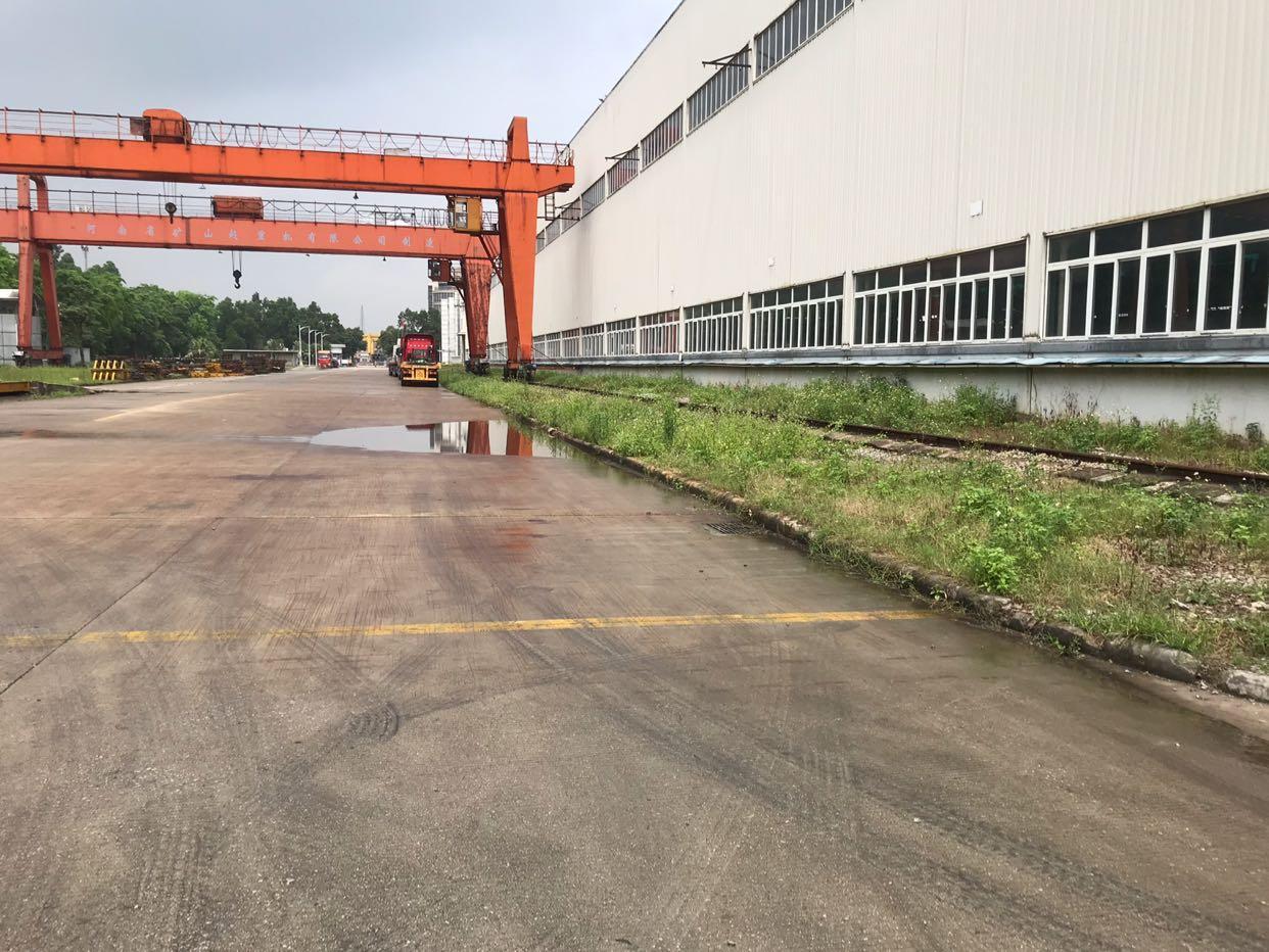 黄埔区东区大型工业区带25吨行车,单一层钢构万博app官方下载6500招租