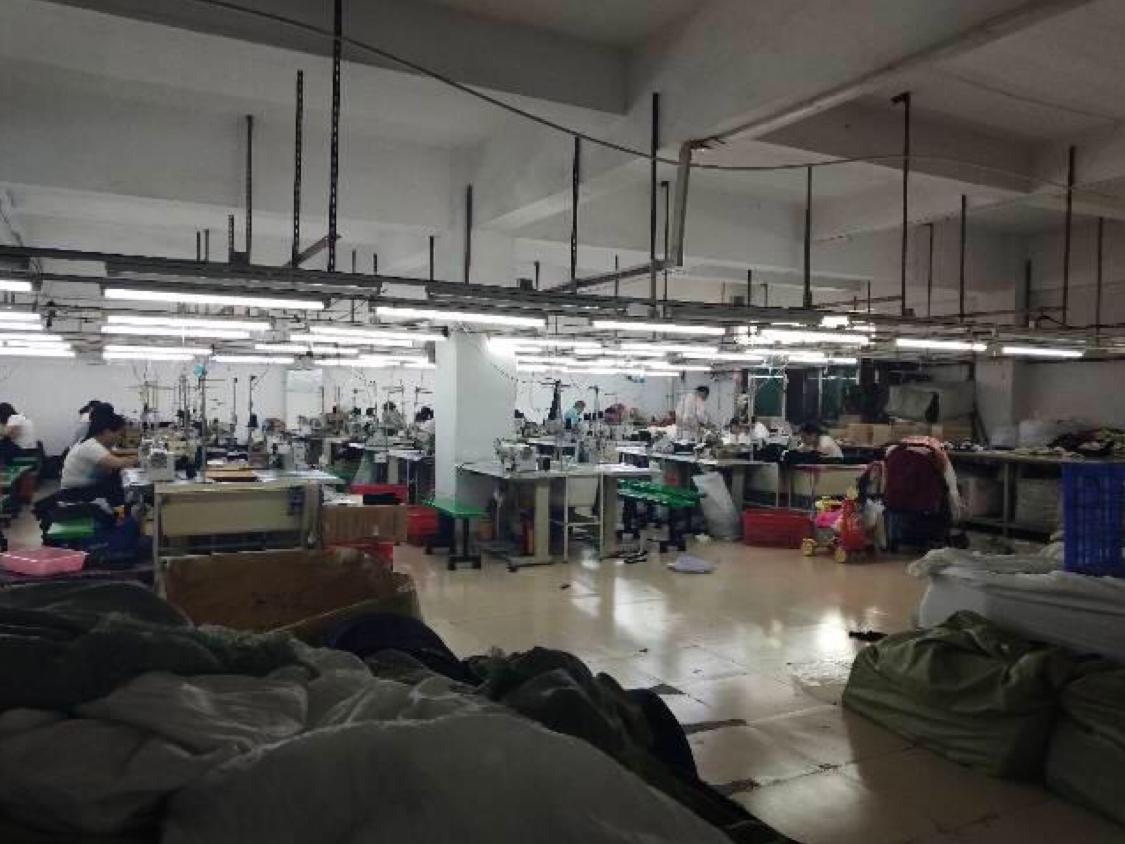 厂房出租,可做制衣,仓库