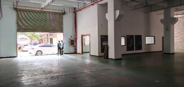 宝安西乡新出一楼厂房900平方