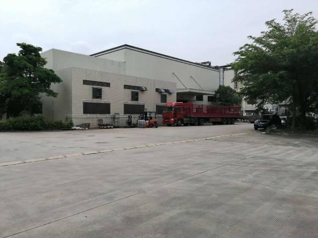 惠城区东江高新科技园新出单一层十米高8000平米钢构厂房出