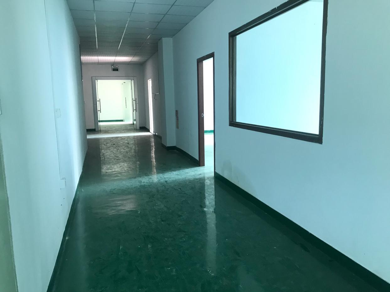 福永镇塘尾楼上带装修780平厂房招租