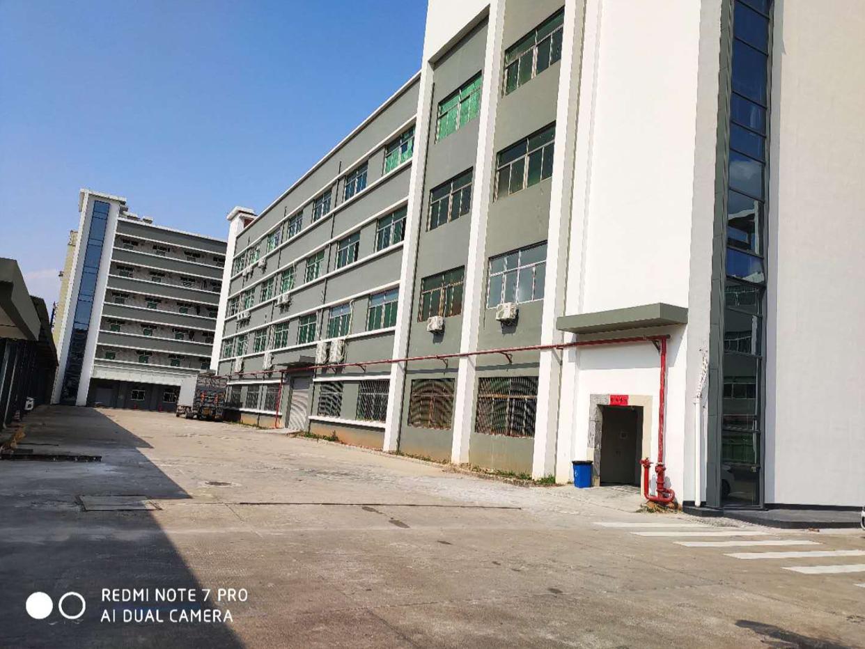 龙岗南联一楼1890平精装修办公室厂房出租可分租