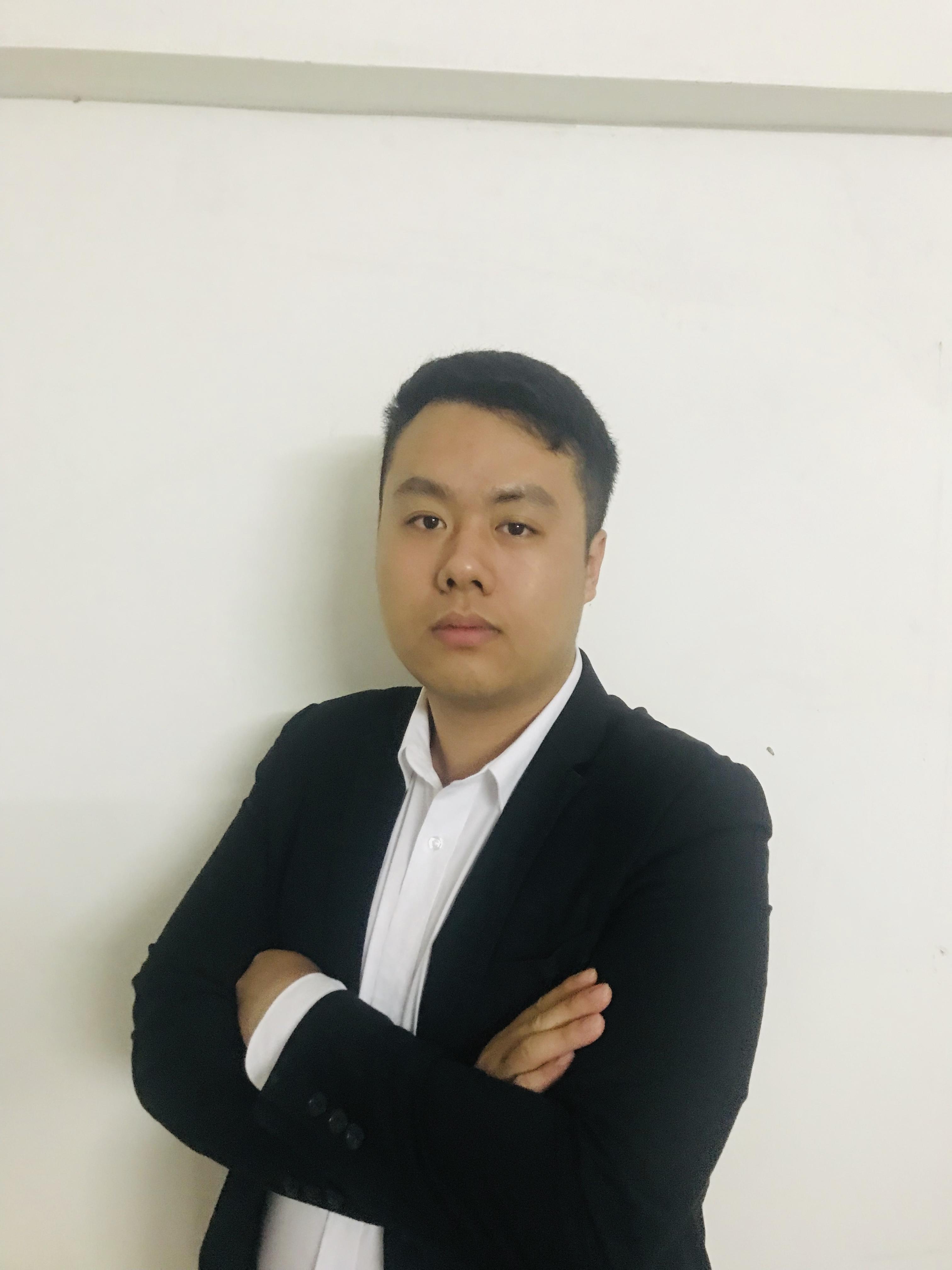 厂房经纪人李国明