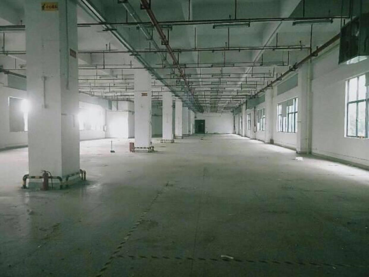 东莞大量厂房招租