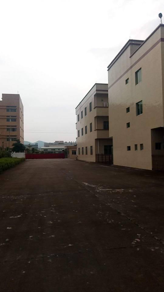 寮步占地6800建筑8500集体证厂房