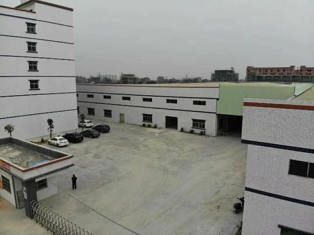 惠州市博罗园洲新出独院钢构厂房出租,约8600平