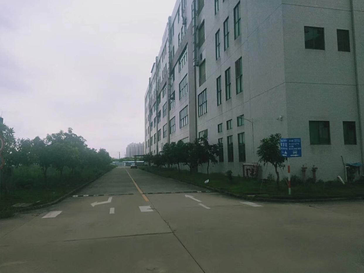 惠州市惠阳区三和经济开发区独栋红本标准厂房出租36965平方