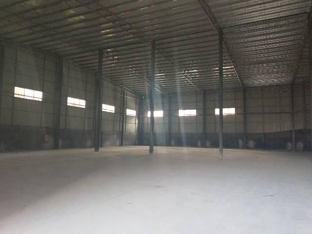 塘厦镇独院钢构厂房出租2600平方