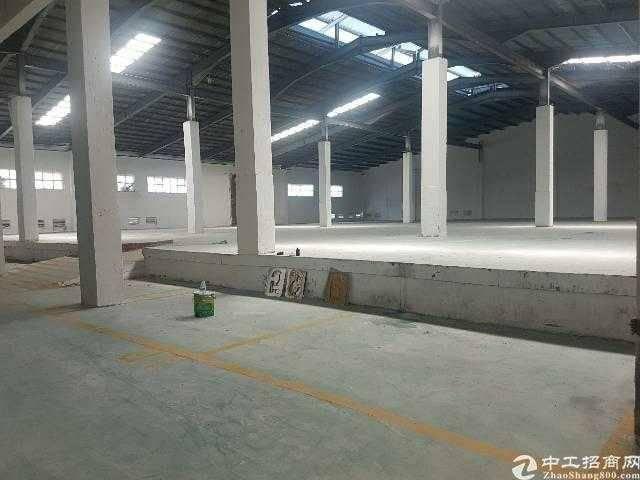 麻涌镇单一层仓库有卸货高台平仓
