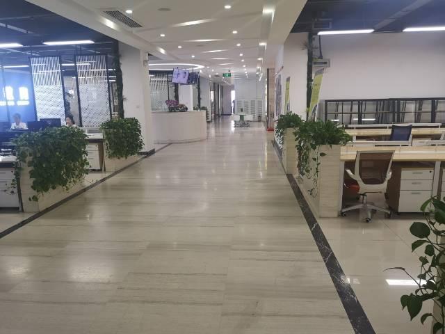 天河区车陂精装办公写字楼700平出租