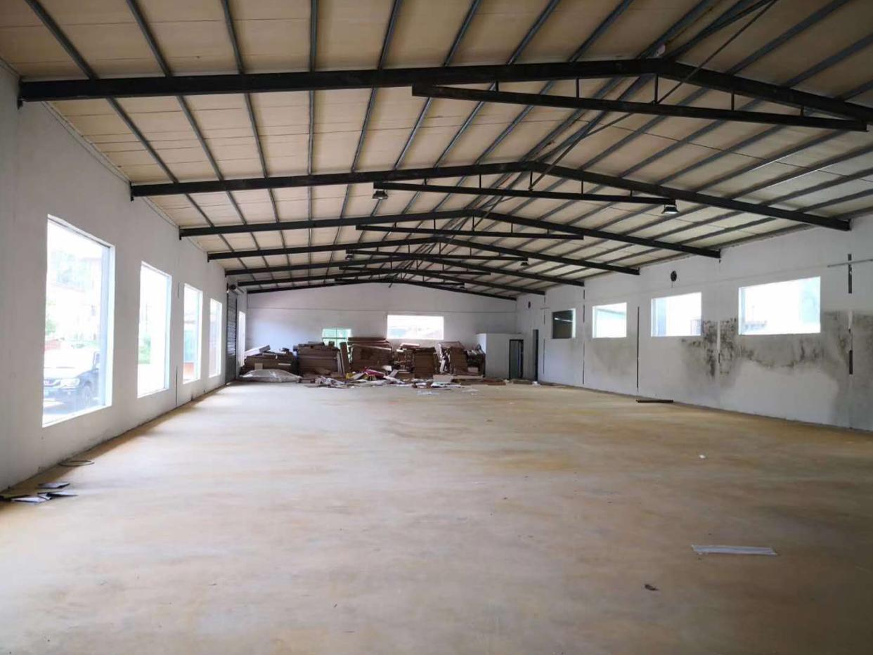 惠州市下角西站附近钢构新建出租