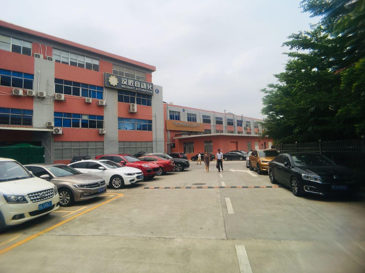 福永地铁口附近二楼600平米金装修厂房出租