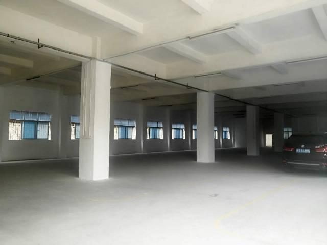 东莞虎门镇树田原房东厂房一楼2000平方