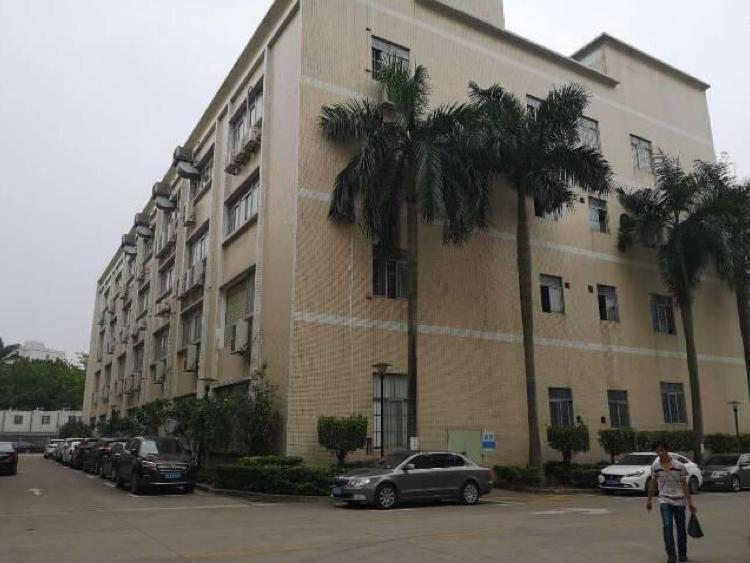 西乡九围大型工业园内独独院厂房新出18000平米厂房出租
