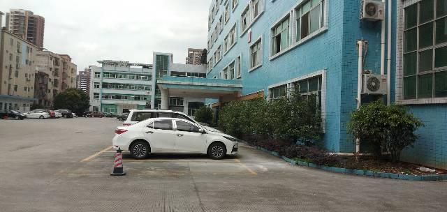 寮步镇现房空置明包厂房 厂房A栋:六层共30000㎡,两个货