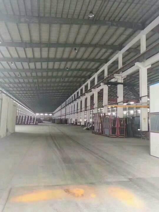 麻涌镇靠近黄埔东区永和开发区厚街红梅高速路口附近标准物流仓