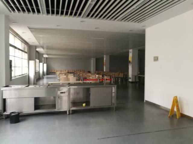 西乡固戍地铁口附近大型工业园1800平米红本厂房出租