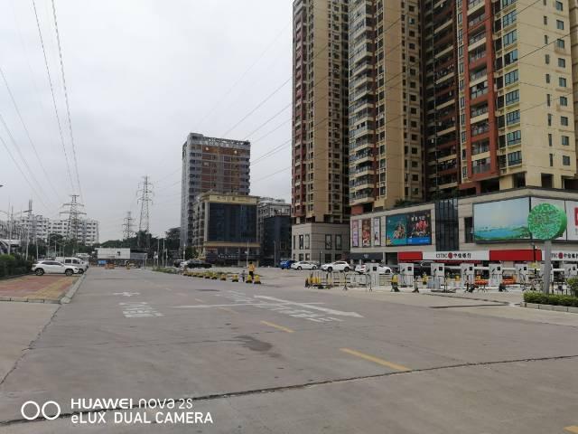 福永107国道边可做学校,商业酒店
