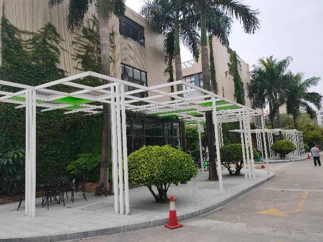 广州天河科韵路园林式精装修写字楼