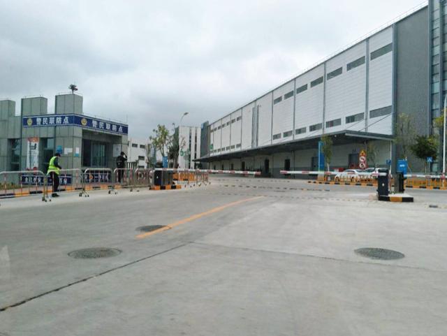 清溪靠深圳惠州标准仓库出租24000平米