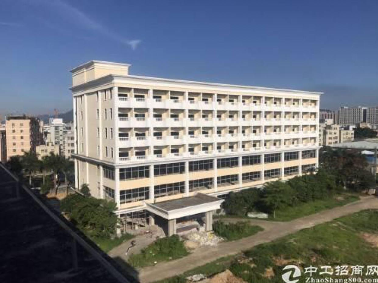坪山大工业区29600平原房东厂房出租