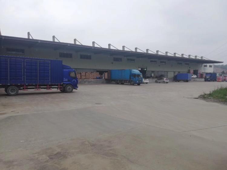 惠州市火车西站附近物流仓库招租8000平方