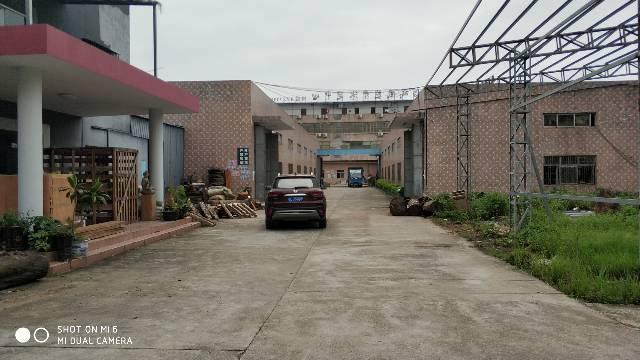 惠阳秋长主干道边单一层钢构厂房1080平米招租