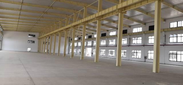 汉口北1400平钢结构厂房,可做仓库,加工出行方便