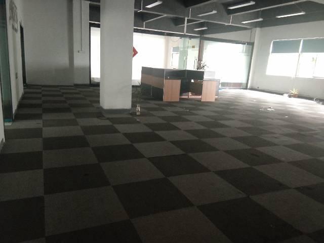 东莞塘厦田心二楼带办公室1300平厂房出租