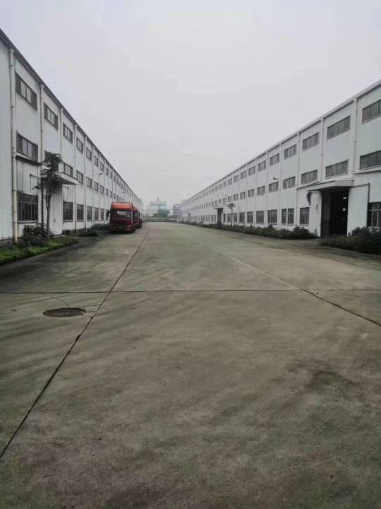 惠州市博罗县大型工业园钢构厂房招租
