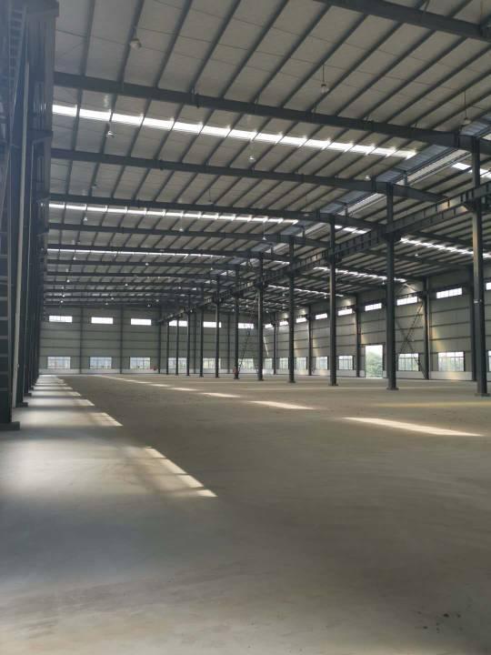 蒲江的独门独院厂房出租。