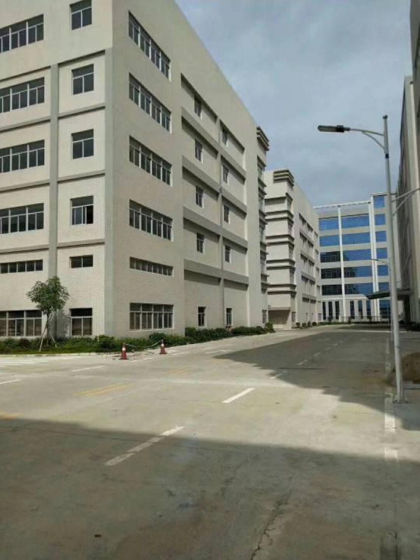 佛山市10万方工业园区厂房证件齐全可办环评