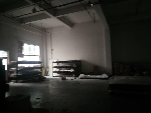 马安镇新出厂房一楼高6米面积1400