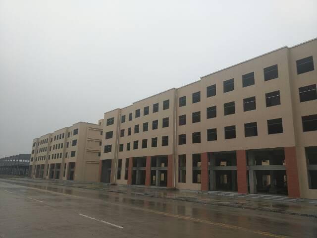武汉周边汉川标准厂房整栋出售价格实惠出行方便