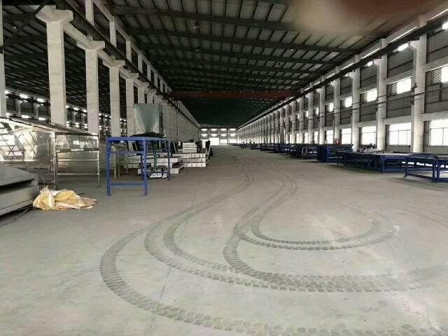 江门蓬江1.4万平方单一层独栋钢结构滴水9米