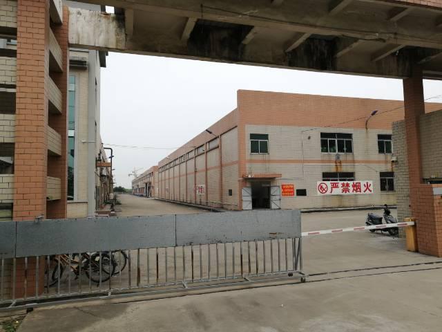 洪梅16000平方仓库出租,有独立办公楼