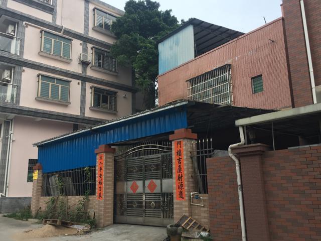原房东出租独门独院一楼厂房,180平方,可做轻加工,仓库