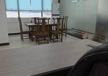 新华镇地铁口500平写字楼厂房招租,100平可分租图片5