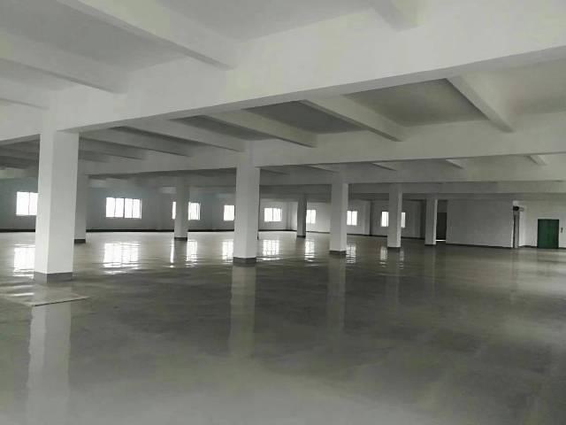 福永地铁口1.5公里楼上1700平带装修公摊少价钱便宜-图3