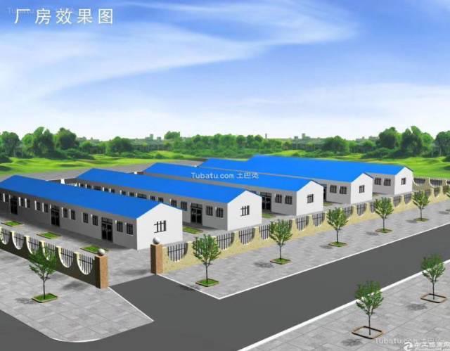 桥头镇占地8000平村委合同厂房出售,位置非常好