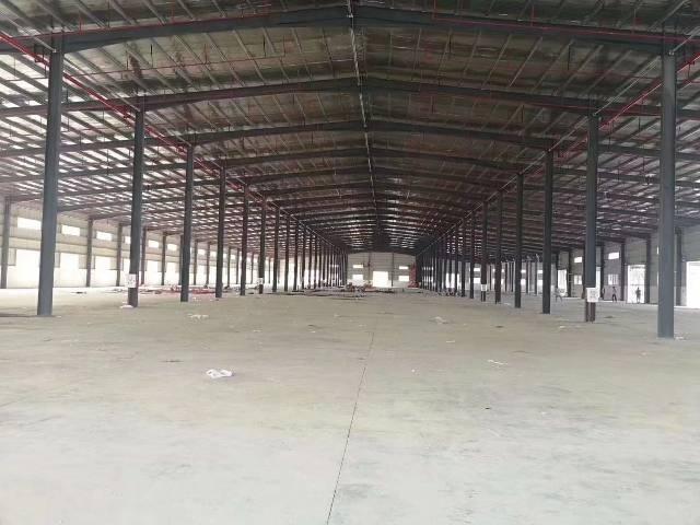 惠城区马安镇新出独门独院钢构厂房面积9000
