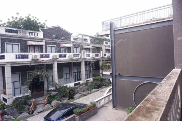 广州天河区东圃地铁口园林式办公300平,精装修带家私