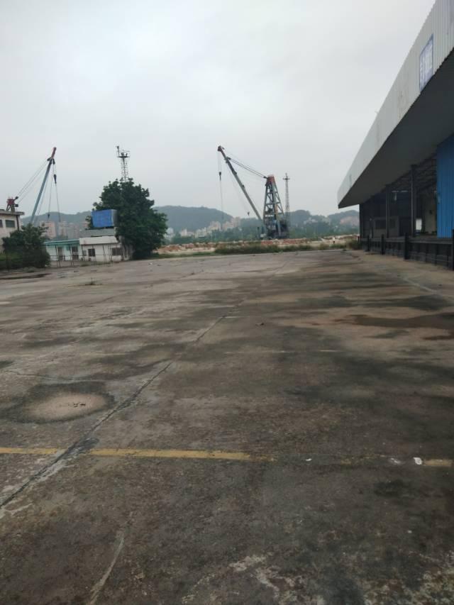 虎门大型仓库出租,交通方便,层高八米,空地超大