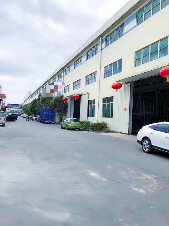 佛山市顺德区4500方带地坪漆标准厂房招租,适合做物流